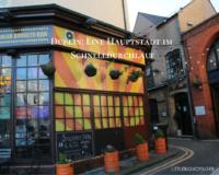 Dublin - buntes Eckhaus