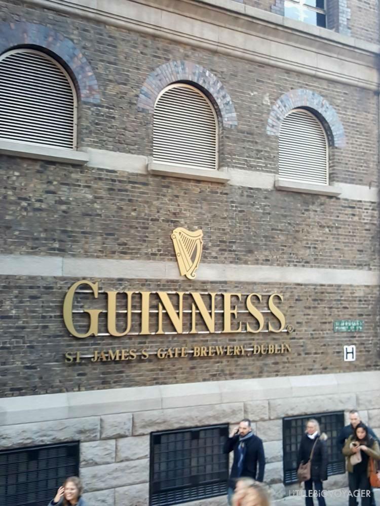 Guinness Brauerei Dublin