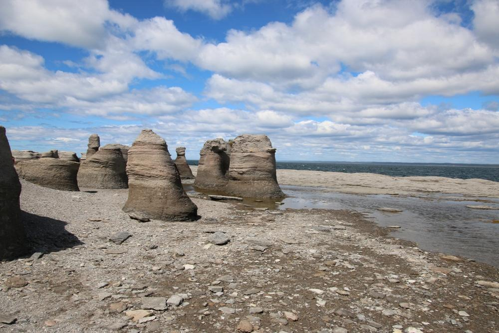 Monolithen Ile Nue
