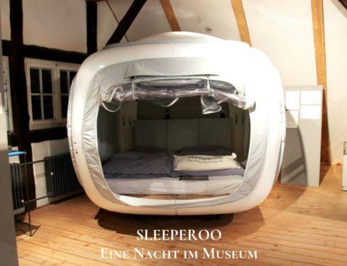 Sleeperoo – Eine Nacht im Museum