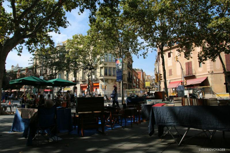 Plaza de Sarrià