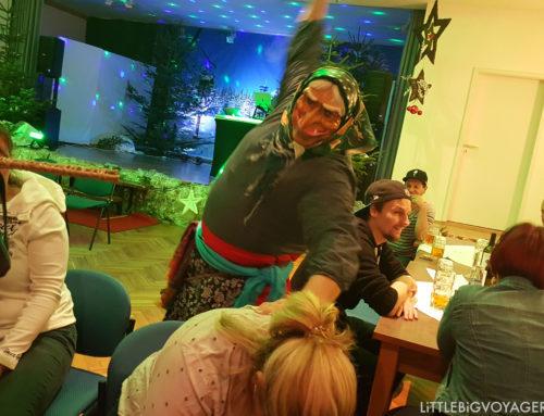Hullefraansnacht – eine uralte Tradition in Schnett